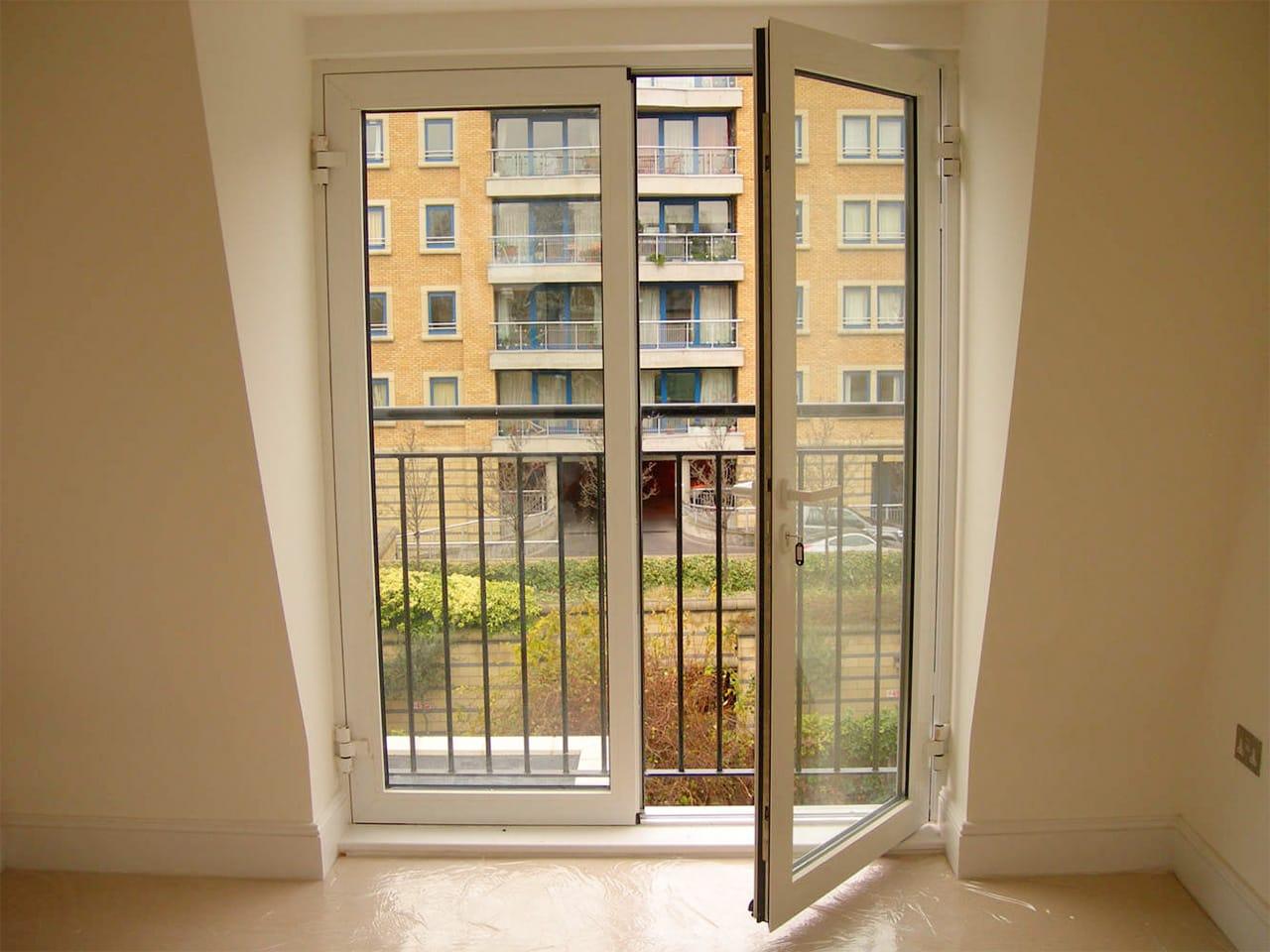Как открыть дверь на балкон. - наши работы - каталог статей .